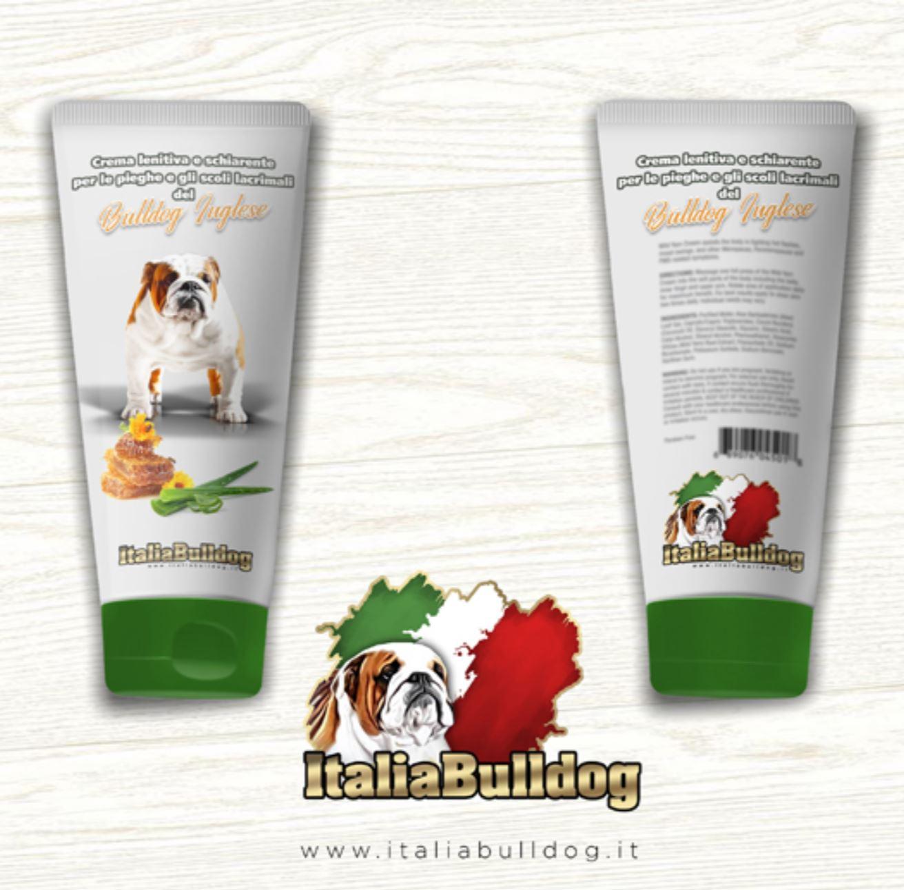 crema lenitiva per bulldog